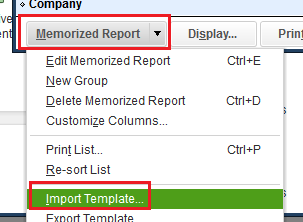 How to setup a Memorized Agreement Reserve Report in