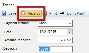 How Do I Tender An Invoice DESCO Support - Open invoice payment method